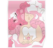 Rose Portrait - Steven Universe Poster