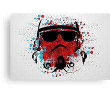 Hipster Trooper Canvas Print