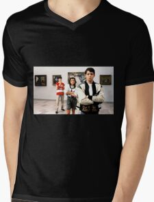 Ferris Bueller Shirt Mens V-Neck T-Shirt