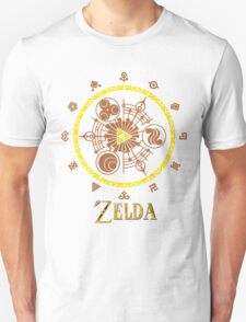 Zelda Triforce Symbol- Zelda Triforce Symbol Shirt T-Shirt