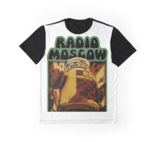 Radio Moscow Tour AMR Graphic T-Shirt