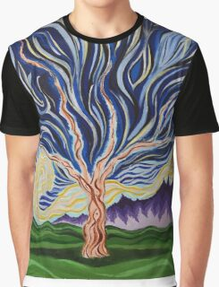 Spirit Tree Graphic T-Shirt