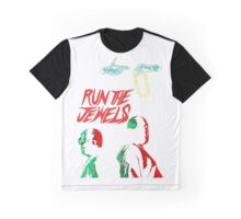 Run The Jewels Tour AMR Graphic T-Shirt