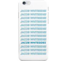 Jacob Whitesides Blue iPhone Case/Skin
