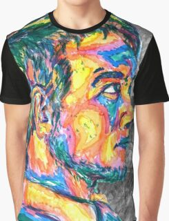 Man of the Spectrum Graphic T-Shirt