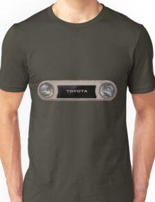 Toyota FJ40 Land Cruiser Bezel Unisex T-Shirt