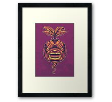 Can't Be Beet Framed Print