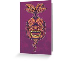 Can't Be Beet Greeting Card