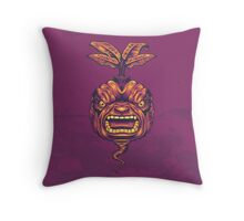 Can't Be Beet Throw Pillow