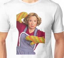 kitty forman with oven mitts Unisex T-Shirt