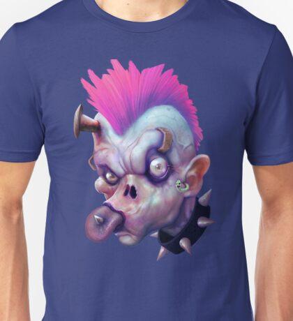 ZED HEADZ - Ear Worm Unisex T-Shirt