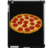 Pizza 8 bit iPad Case/Skin