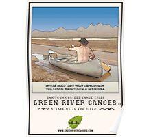 Poster 2016 Canoe Baxter Poster