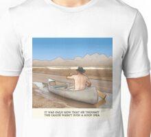 Poster 2016 Canoe Baxter square Unisex T-Shirt