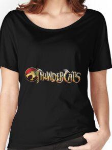 Thundercats Logo Women's Relaxed Fit T-Shirt