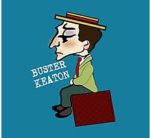 Buster Keaton Photographic Print