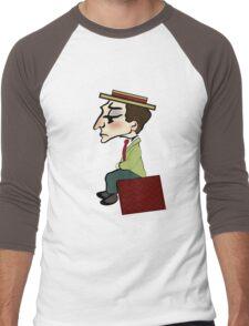 Buster Keaton Men's Baseball ¾ T-Shirt