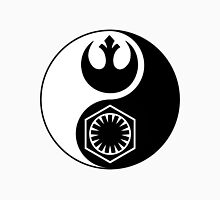 Star Wars - The Resistance v The First Order Yin Yang T-Shirt
