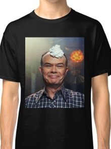 red forman with whipped cream on his head Classic T-Shirt