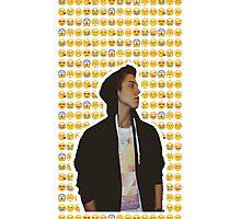 Matthew Espinosa Emoji Design Photographic Print
