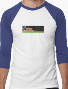 Hyper Olympic Men's Baseball ¾ T-Shirt