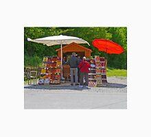 Roadside Fruit Stall, Slovenia Unisex T-Shirt
