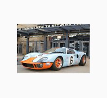 Ford GT 40 Racecar Gulf Oil Vintage Auto Unisex T-Shirt