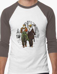Fargo - Ed and Peggy Men's Baseball ¾ T-Shirt