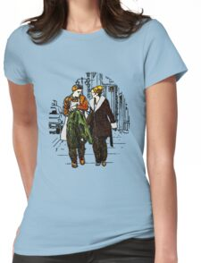 Fargo - Ed and Peggy Womens Fitted T-Shirt