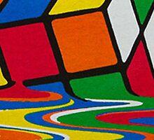 Rubik's cube by muscra3