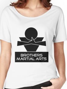 Brothers Martial Arts Women's Relaxed Fit T-Shirt