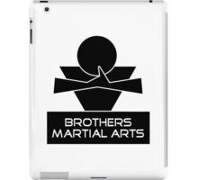 Brothers Martial Arts iPad Case/Skin