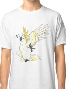 Dancing Cockatoo Classic T-Shirt