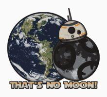 That's No Moon! Kids Clothes