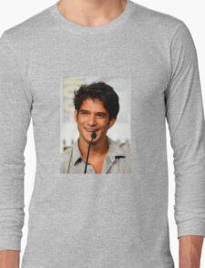 Cute Tyler Posey smile Long Sleeve T-Shirt