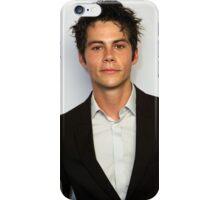 Cute Dylan O'Brien iPhone Case/Skin