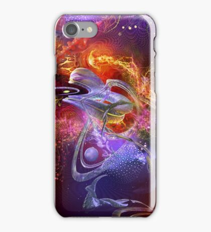 Synthetic Study 6 iPhone Case/Skin