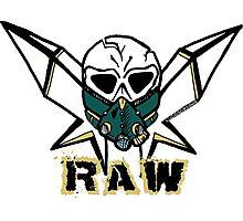 Raw 2 Photographic Print