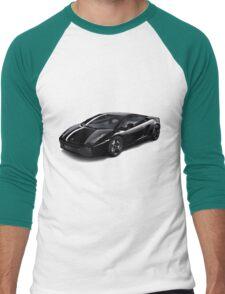 Tai Lopez's Lamborghini Men's Baseball ¾ T-Shirt