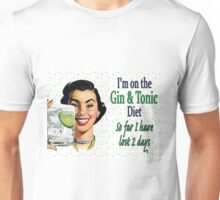 Low on Fat fer Sure Unisex T-Shirt