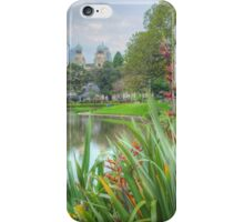 Victoria Park to the City iPhone Case/Skin