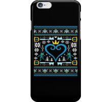 KINGDOM HEARTS CHRISTMAS iPhone Case/Skin