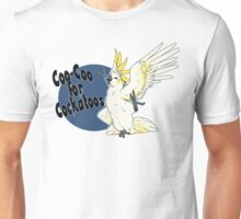 Coo-Coo for Cockatoos Unisex T-Shirt