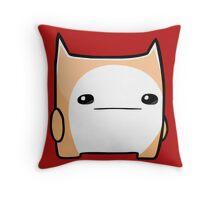 Battleblock Cat Throw Pillow