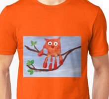 Owls are nice Unisex T-Shirt