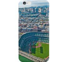 SF Giants Stadium  iPhone Case/Skin