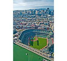 SF Giants Stadium  Photographic Print