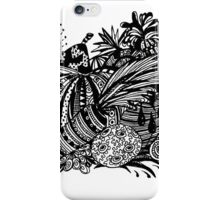 Vegetables Aussie Tangle iPhone Case/Skin
