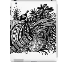 Vegetables Aussie Tangle iPad Case/Skin