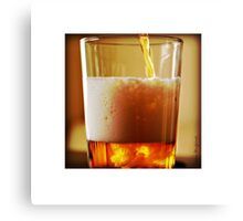 Beer Canvas Print